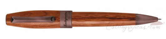 Bolígrafo Montegrappa Heartwood Peral
