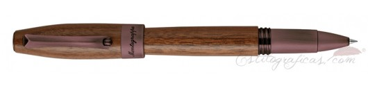 Rollerball Montegrappa Heartwood Nogal