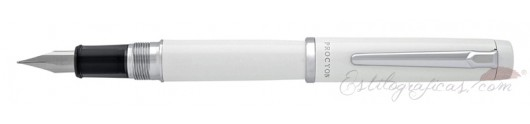 Estilográfica Platinum Procyon Porcelain White