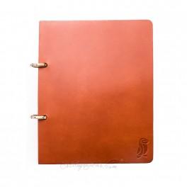 Cuaderno Captain Scott A5+ Camel