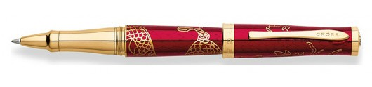 Roller Cross Year of the Dragon Rojo