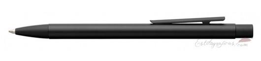 Bolígrafo Faber-Castell Neo Slim Negro Mate