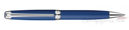 Bolígrafo Caran d'Ache Léman Blue Night Matt