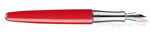 Estilográfica Caran d'Ache Léman Scarlet Red