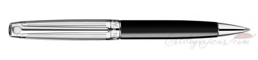 Bolígrafo Caran d'Ache Léman Bicolor Black