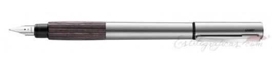 Estilográfica Lamy Accent KW Aluminio / Gris