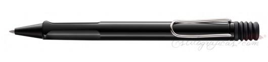 Bolígrafo Lamy Safari Negro Brillante 219