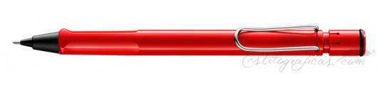 Portaminas Lamy Safari Rojo Brillante 116