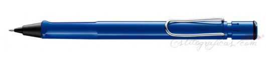 Portaminas Lamy Safari Azul Brillante 114