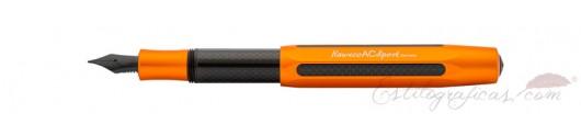 Estilográfica Kaweco AC Sport Naranja