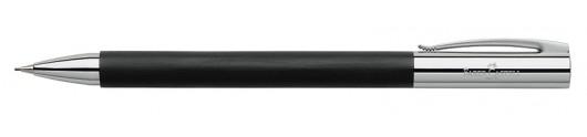 Portaminas Faber-Castell Ambition Resina Negro
