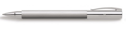Roller Faber-Castell Ambition Acero Inoxidable
