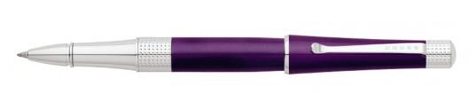 Roller Cross Beverly Laca Púrpura