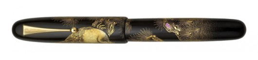 Estilográfica Namiki Emperor Chinkin Hawk