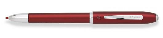 Bolígrafo Cross Tech4 Rojo