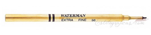 Recambios Waterman rotulador de fibra