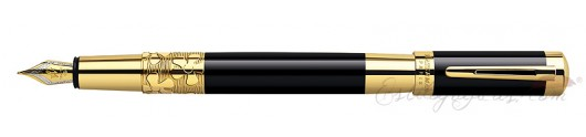 Estilográficas Waterman Elegance Negro GT