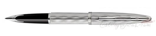 Estilográficas Waterman Carene Essential Plata