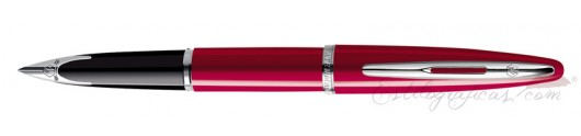 Estilográficas Waterman Carene Rojo Brillante ST