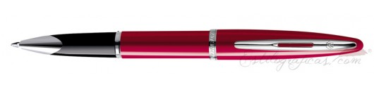 Rollerball Waterman Carene Rojo Brillante ST