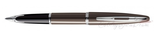 Estilográficas Waterman Carene Frosty Brown ST