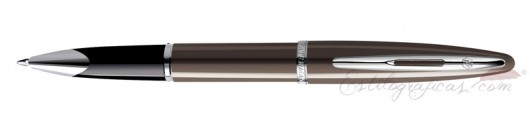 Rollerball Waterman Carene Frosty Brown ST