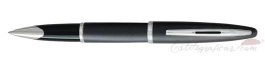 Rollerball Waterman Carene Gris Carbón