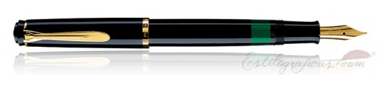 Estilográfica Pelikan Classic M 200 Negro