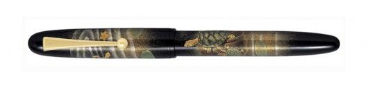 Estilográfica Namiki Yukari Turtles