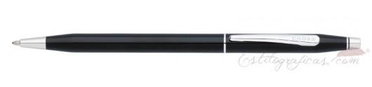 Bolígrafo Cross Classic Century Laca Negra