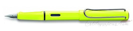 Estilográfica Lamy Safari Neon 13