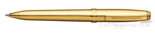 Bolígrafo Sheaffer Prelude Oro