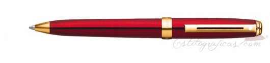 Bolígrafo Sheaffer Prelude Mini Rojo