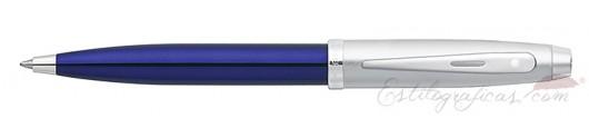 Bolígrafos Sheaffer Gift 100 Azul y Cromo