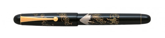 Estilográfica Namiki Mount Fuji and Dragon - Tradition Collection