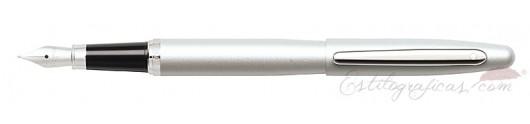 Pluma Sheaffer VFM plata estroboscópica
