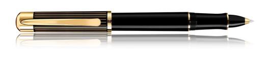 Roller Pelikan Ductus R 3100 Negro y Oro
