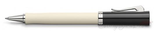 Roller Graf von Faber-Castell Intuition Marfil Acanalada