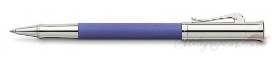 Roller Graf von Faber-Castell Guilloche Índigo