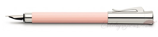 Estilográfica Graf von Faber-Castell Initio Rosa