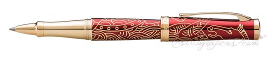Roller Cross Sauvage Year of the Horse Rojo