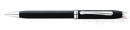 Bolígafo Cross Townsend edición especial 2013 negro