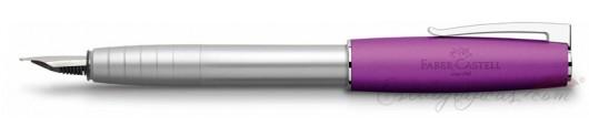 Estilográfica Faber-Castell Loom Violeta