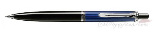 Portaminas Pelikan Souverän D 405 Negro y Azul