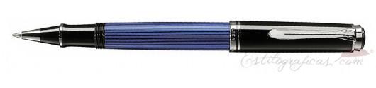 Roller Souverän R405 Azul y Negro de Pelikan