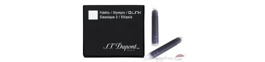 Cartuchos de Tinta ST Dupont
