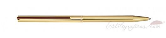Bolígrafo ST Dupont Classique Oro