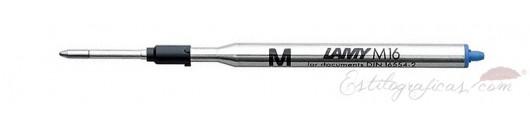 Recambio para bolígrafos Lamy M16