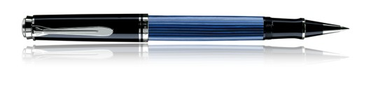 Roller Pelikan Souverän D 805 Negro, Azul y Plata