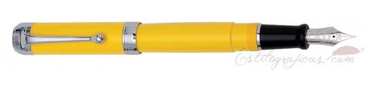 Estilográfica Aurora Talentum Amarilla